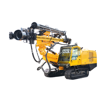 YKD-650 Hydraulic Integrated Crawler DTH-Baugerät