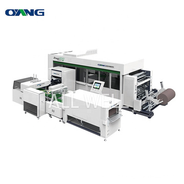 Professional Full Automatic Non Woven Fabric Bags Making Machine
