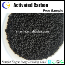 1.5mm,3mm,4mm Pelletized Activated Carbon Production
