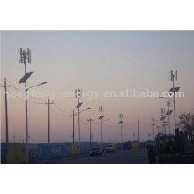 to Supply 80W single arm wind&solar hybrid street light