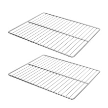 Stainless Steel Barbecue Mesh BBQ Grill Grid Net