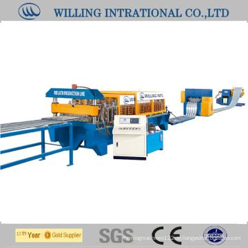 G550 Stahlblech-Plattform-Boden-Kaltwalzen-Umformmaschine