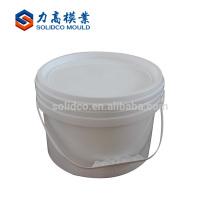 Китай Профессиональное Изготовление Ведра Пластиковые Инъекции Плесень Ведро Краски Производители Пластиковых Форм Для Инъекций