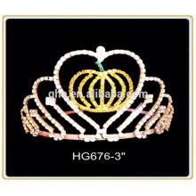 Diamant Perle Krone Ford Krone Victoria Teile Krone Blume Mädchen Tiaras