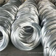 1.2mm, 2mm, 2.5mm hot dipped alambre galvanizado
