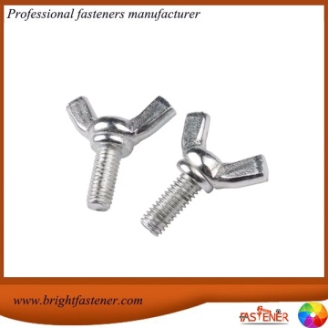 DIN316 Carbon Steel Wing Shape Screws