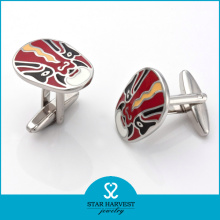 2016 Good Quality Cufflinks with Cheap Price (D-0028)