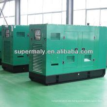 Generador de motor cummins 80kw con 3fase de dosel insonorizado