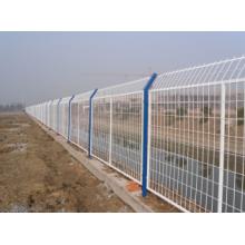 Panneau de clôture de clôture de produits en gros, clôtures en fer