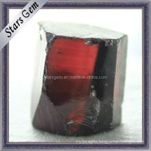 Rhodorite Synthetic Cubic Zirconia Gemstone Raw Material