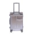 Fashion design 24 inch aluminium trolley  luggage
