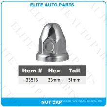 Stahlmutterabdeckung für Auto (3351B)