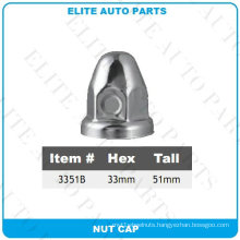 Steel Nut Cover for Car (3351B)