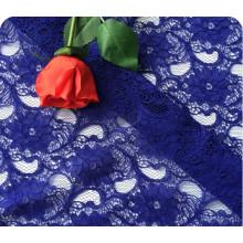 70% Baumwolle 30% Nylon Spitze Stoff für Hochzeit Kleid, Dustgreatcoat.