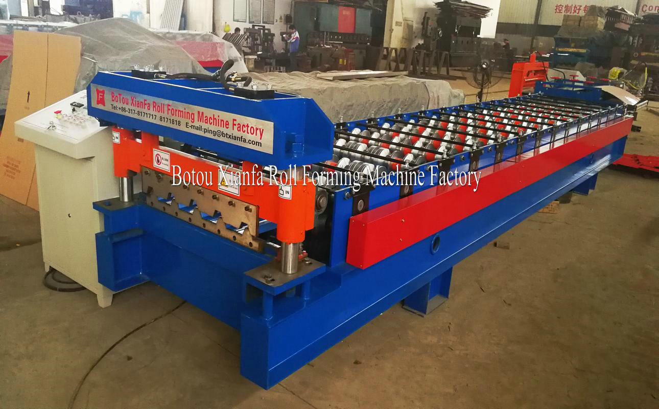 roof tile machinery manufacturers