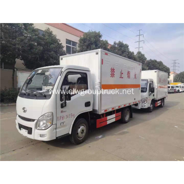 Direct supply 4x2 diesel 116hp container van