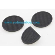 Custom Molded Anti-Slip Textured Rubber Feet Pad