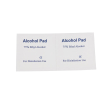Alcohol Cleaning Wipes Pads for Disinfecting