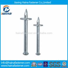 Acero de alta resistencia / aleación de acero QD disparo de las uñas