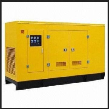 150kVA Super Quiet Canopy Silent Diesel Soundproof Generator Set