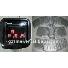 Sistema de masaje de compresión de aire infrarrojo 2 en 1