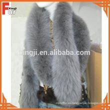 De calidad superior tiras largas Fox Fur