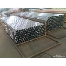 Tube en aluminium / tube en aluminium, rond