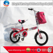 High Quality And Inexpensive Child Folding Bicycle / Cheap Girls Bikes