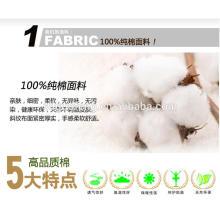 """Tissu d'impression de teinture de sergé 100% coton 32 * 32 130 * 70 63 """""""