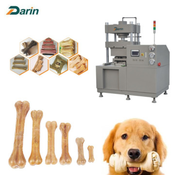 Rawhide Dog behandelt persmachines