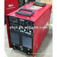 400 amp mma three phase portable inverter IGBT electric arc welding machine