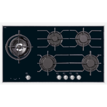 Miele Kitchen Gas Hobs Steel Stove