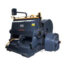 Manual Paper Punching Carton Die Cutting Press Machine