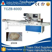 TCZB600 Máquina de empacotamento automática automática de pizza