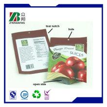 Plastic Fruit Grape Cherry Vegetable Packing Protection Bag