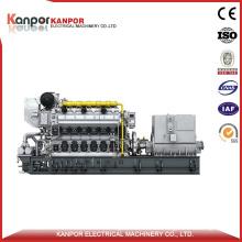 430kw 400kw Heavy Fuel Oil (HFO) Power Generator Set