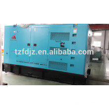Générateur électrique silencieux 350KW avec le moteur SHANGCHAI SC25G610D2