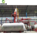Máquina continua de refinería de petróleo crudo en venta