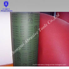 Wholesale Garnet sanding type Flexible abrasive cloth backing abrasive belt tape