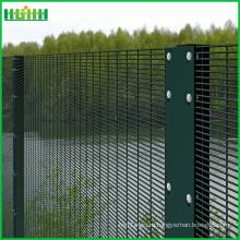 Securextra 358 V Beam Welded Mesh Fencing
