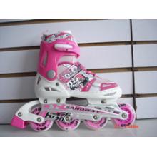 Inline Skate with PU Wheel (YV-0815)