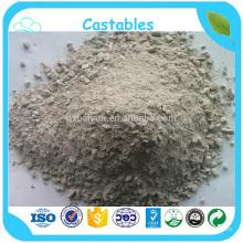 Óxido de cromo verde em materiais refratários de castrados