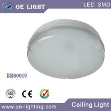15W LED luz de techo con dispositivo de emergencia del Sensor