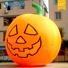 Inflatable Halloween Cat Spirit House Ghost Inflatable Pumpkin for Decoration