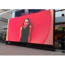 P20mm Full Färg Utomhus Billboard LED Display