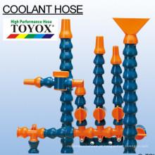 Mangueira de refrigeração para lubrificação e refrigeração da máquina de processamento de metal. Fabricado pela Toyox. Feito no Japão (mangueira de arrefecimento)