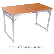 Mesa de jantar moderna de mesa ao ar livre de moda personalizada Niceway e cadeira