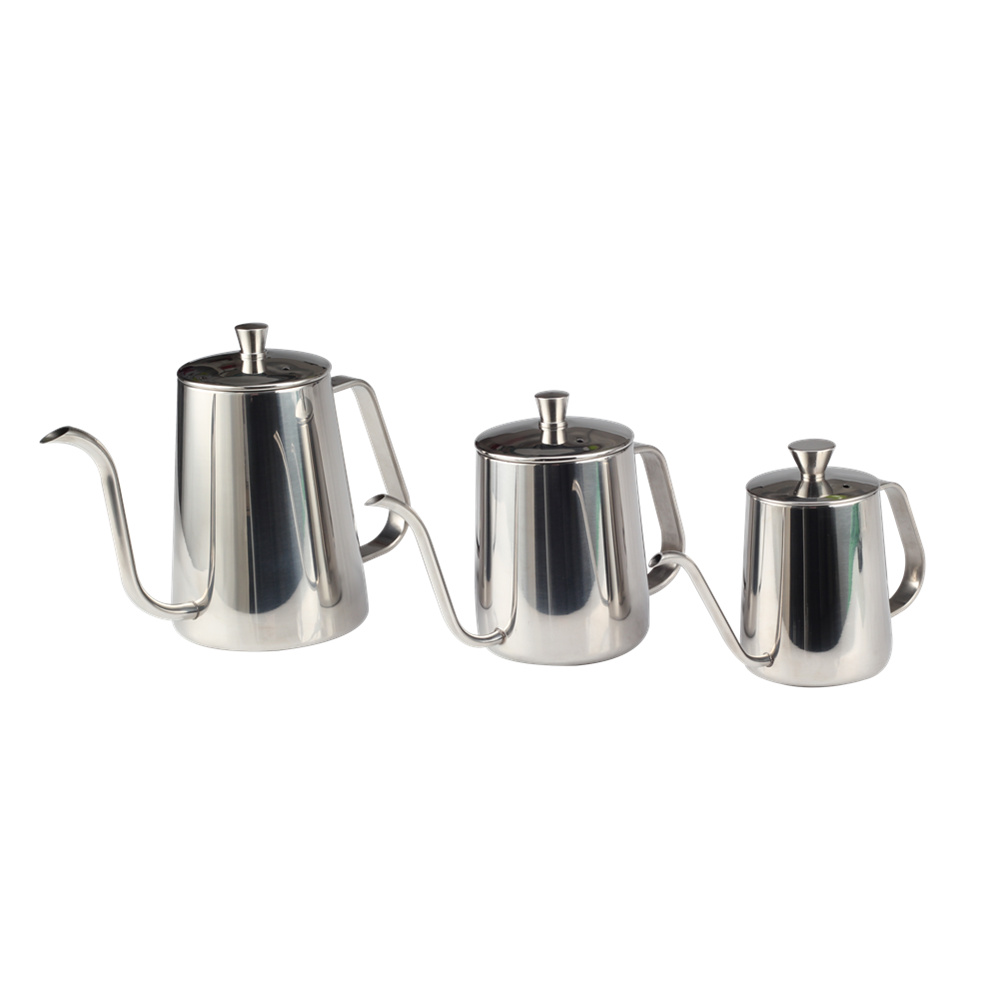 Household Stainless Steel Pour Over Coffee Kettle