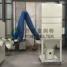 FORST Industrial Cyclone Dust Collector Parts Supplier