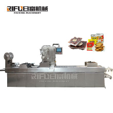 Automatic thermoforming vacuum skin meat-packing machine multi-function packaging machines